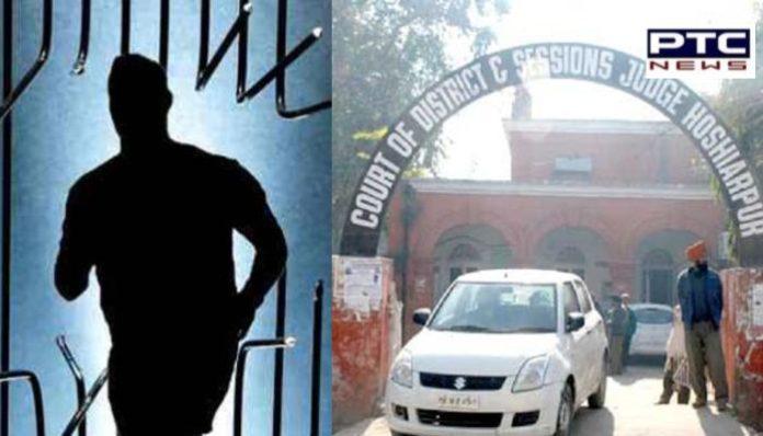 hoshiarpur Session Court prisoners escape, Police continue to search