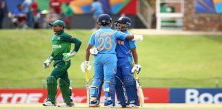 U-19 WC   India Beat Pakistan 10 Wickets
