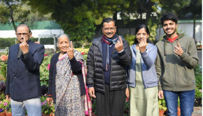 Delhi Assembly Election 2020 Updates: 19.37 % voting recorded till 1 pm