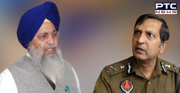 DGP Dinkar Gupta Kartarpur Sahib Corridor Statement On Bhai Gobind Singh Longowal Answer