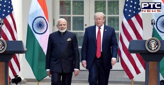 US President Donald Trump in India , Melania Trump , PM Narendra Modi