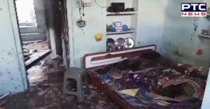 Rajasthan: Sikar gas cylinder blast in Mohalla Sheikhpura