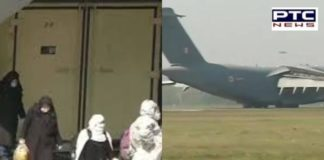 Indian Air Force brings back 58 Indians from coronavirus-hit Iran