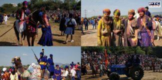 Hola Mohalla2020: last day Hola Mohalla Decorated Mohalla with Khalsa tradition