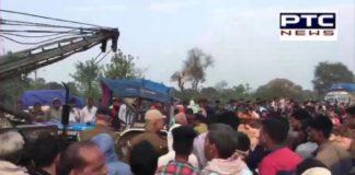 muzaffarpur Accident: Road Accident Collision Between Scorpio And Tractor,11 dead