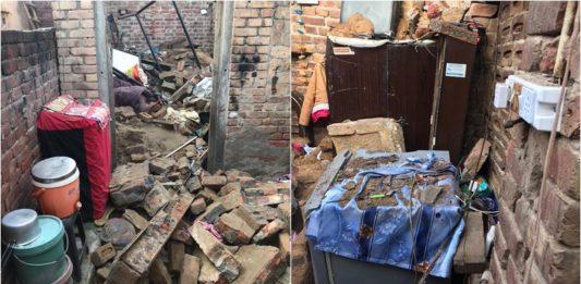 home roof falls four deaths In Sunam, Punjab News, Punjabi News