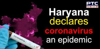 Coronavirus Haryana Epidemic , Health Minister Anil Vij ,COVID 19