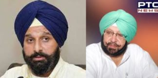 Bikram Singh Majithia asks CM to upgrade health infrastructure and safety measures for health workers