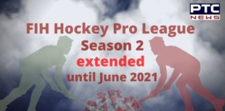 FIH Hockey Pro League Season 2 extended until June 2021 , Coronavirus