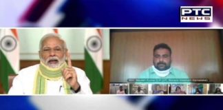 Covid-19 : PM Modi To Address Sarpanchs From Across Nation Via Video Conferencing