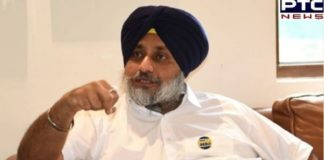 Sukhbir Singh Badal urges PM to give bonus to farmers to delay delivery of wheat to govt agencies