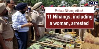 Nihang Attack in Patiala Sanaur on Punjab Police | 11 Arrested