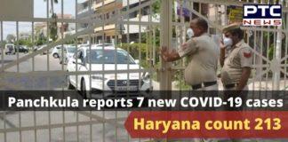 Coronavirus Panchkula Sector 15   Haryana Confirmed Cases and Death Toll
