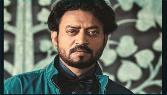 Actor Irfan Khan passed Away in Mumbai