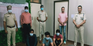 Three wanted criminals arrested in Palwal