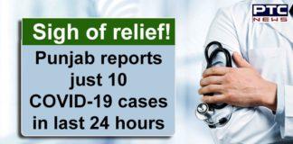 10 Coronavirus Cases in Last 24 Hours in Punjab | Jalandhar, Ludhiana, Ropar