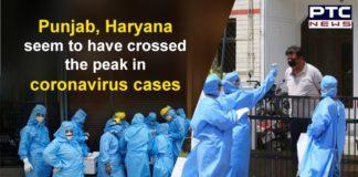 Coronavirus Peak Punjab, Haryana and Kerala   COVID 19 Hyderabad