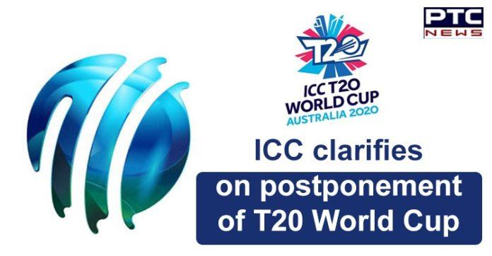 Is ICC T20 World Cup 2020 Australia Postponed ? | Coronavirus