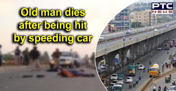 Mohali Road Accident | Zirakpur Flyover | Mirpur Man Dead in Derabassi
