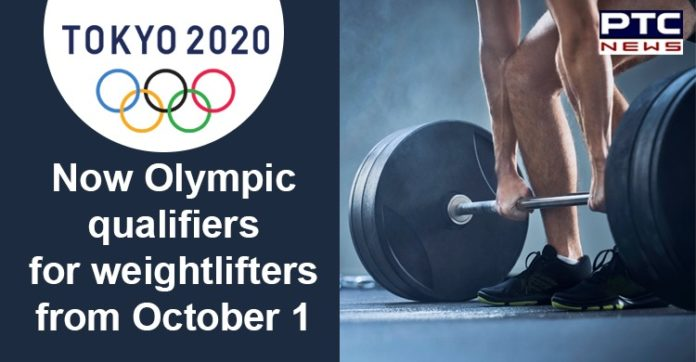Tokyo 2020 Olympic Qualifier Events for Weightlifters Announced