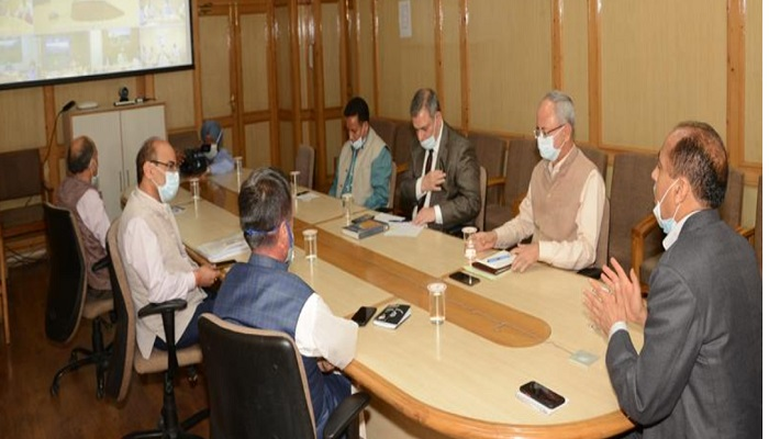 CM directs to ensure better facilities in institutional quarantine centres
