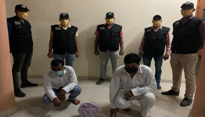 STF Hisar recovered 1 kg 800 grams of opium
