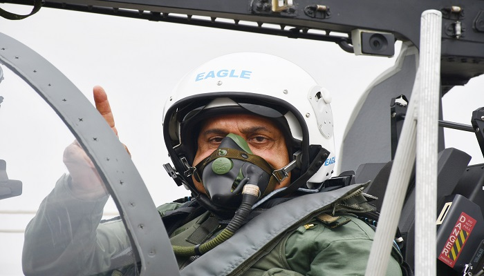 TEJAS FOC AIRCRAFT HANDED OVER TO THE IAFTEJAS FOC AIRCRAFT HANDED OVER TO THE IAF