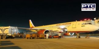 Air India flight carrying 153 Indians stranded in Dubai arrives in Chandigarh
