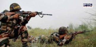 Indian Army destroys Pakistani Army posts along LoC