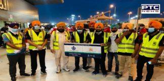 Sangat of Gurudwara Nanak Darbar in Dubai repatriates 209 Punjabis stranded in UAE
