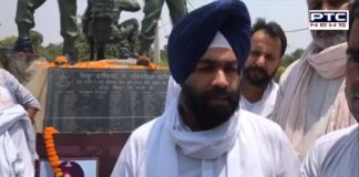 YAD President Parambans S Romana appeals to CM to offer Rs one crore compensation and DSP job to next of kin of martyred soldiers