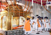 Miri Piri Diwas of Guru Hargobind Sahib at Sri Akal Takht Sahib
