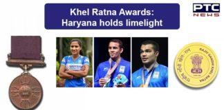 Rajiv Gandhi Khel Ratna Awards 2020   Rani Rampal, Amit Panghal, Vikas Krishan Haryana