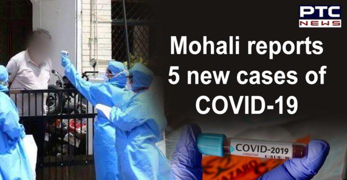 Coronavirus Mohali New Positive Cases | Girish Dayalan COVID 19
