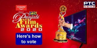 PTC Punjabi Film Awards 2020 | How to Vote | PTC Network