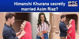 Himanshi Khurana Asim Riaz Marriage Photo? Khyaal Rakhya Kar Song