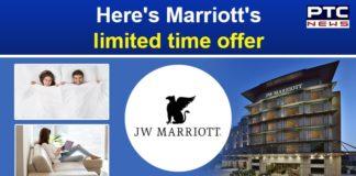 JW Marriott International South Asia Booking Offer   Bonvoy points