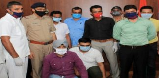 2 most-wanted criminals with collective bounty of Rs 1.75 lakh arrested