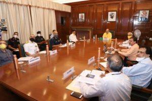 CYCLONE BREWING IN ARABIAN SEA   Latest Hindi News