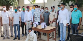 Person nabbed with 11 kg opium in Sirsa of Haryana