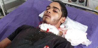 Friend stabbed friend in Palwal of Haryana | Haryana News