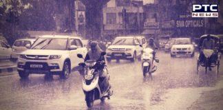 Rain in Punjab, Chandigarh, Mohali and Panchkula   Tricity Weather Prediction