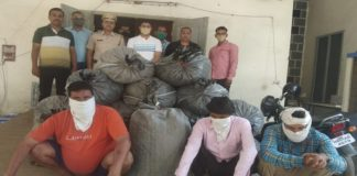 Two held with 270 kg doda post from Karnal | Haryana Police