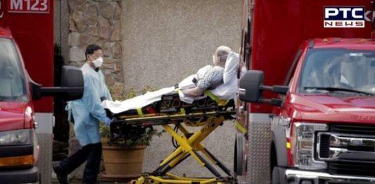 Coronavirus US Cases and Death Toll   Johns Hopkins University