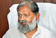Haryana Home Minister Anil Vij Gangster Vikas Dubey Encounter