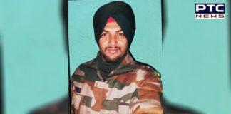 Punjab Captain Amarinder Singh | Patiala Naik Rajwinder Singh Martyred in Pulwama