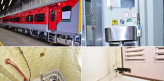 RAILWAYS CREATES POST COVID COACH TO ENSURE SAFETY
