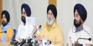 Sukhdev S Dhindsa has engaged in illegal act by taking on nomenclature of SAD : Dr Daljit S Cheema