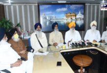 Minister Sukhjinder Randhawa's statement to the SGPC is politically motivated: Bhai Rajinder Singh Mehta