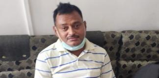 Vikas Dubey Arrested from Ujjain   Gangster VIkas Dubey